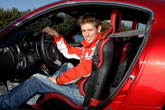 casey stoner alfa8c - ~*~Polling for Sports Competition March 09~*~