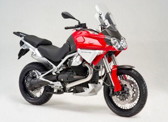 Moto Guzzi Stelvio 1200, nuova antagonista BMW?