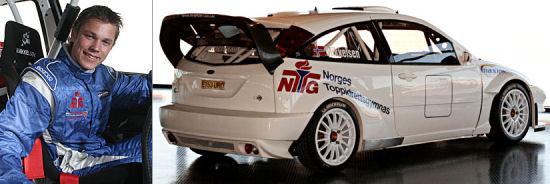Rally WRC: Andreas Mikkelsen nuova promessa del panorama rally