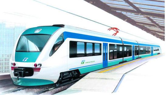 Trasporti: Treno vince il confronto con l'auto!