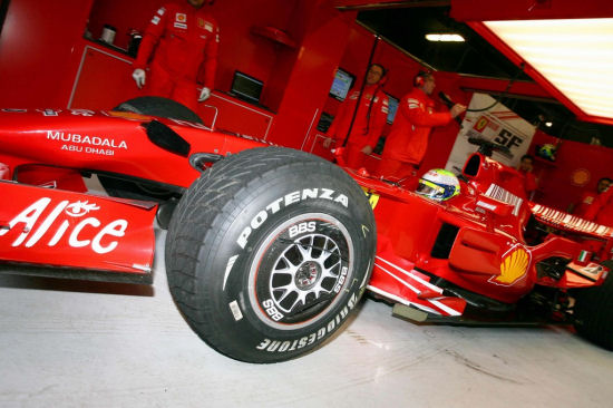 foto formula1 2010