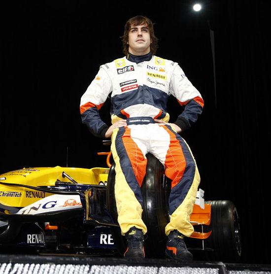 fernando alonso. Fernando Alonso Photos