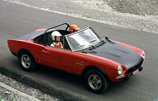 """""""Mille Miglia 2008"""": al via anche il Fiat Group Automobiles"""