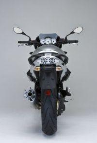 Moto Guzzi 1200 Sport 4V, una grinta nuova di pacca