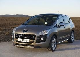 Peugeot: tutte le novità del Salone di Ginevra 2009