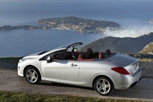 Peugeot 308 CC: mira sempre più in alto e si lancia al Salone di Ginevra 2009