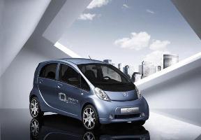 Peugeot iOn: l' alternativa elettrica in anteprima mondiale al Salone di Francoforte