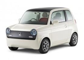 Honda EV-N Concept: un po' retro' e un po' futuro, conquista al primo sguardo