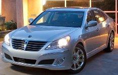 Hyundai Equus: la raffinatezza coreana al Salone di New York 2010