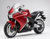 Honda VFR 1200 F la moto del futuro