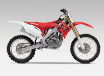 Honda CRF250R si rinnova nei dettagli per il 2011