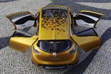 Renault R-Space Concept la monovolume futuristica al Salone di Ginevra