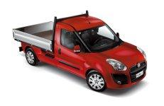 Fiat Doblò Work Up, parte la commercializzazione del primo autocarro leggero