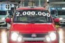 Fiat Panda, raggiunti 2 milioni di esemplari nello stabilimento Fiato Auto Poland
