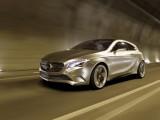 Mercedes Classe A, il nuovo video della concept che arriverà il prossimo autunno