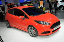 Salone di Francoforte 2011, il prototipo della Ford Fiesta ST