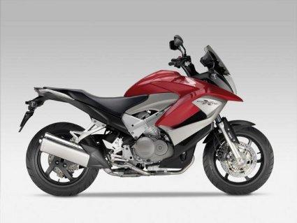 Honda Crossrunner, una moto sportiva per le gite fuori porta