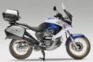 Honda Transalp, buone prestazioni, ciclistica economica