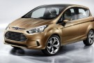 Ford B-Max, efficienza e motori puliti
