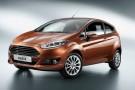 Ford Fiesta restyling al Salone di Parigi 2012