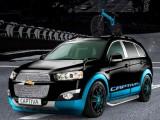 Chevrolet: le novità presentate al Tokyo Auto Salon 2013