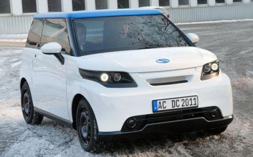 auto elettriche economiche streetscooter