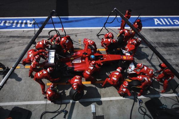 F1 Grand Prix of Italy