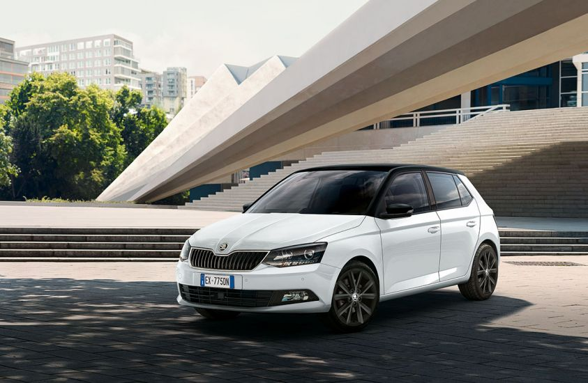 Skoda-Fabia-Twin-Color