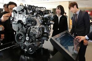 Hyundai motori smart stream