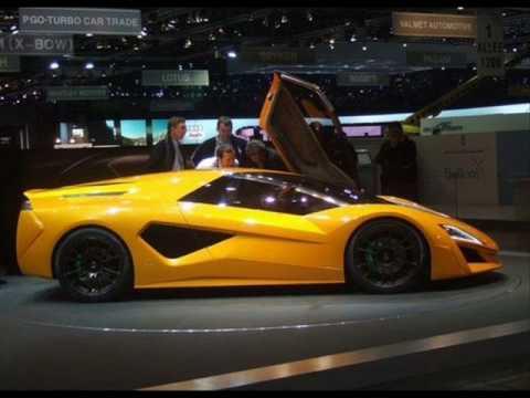 Video thumbnail for youtube video Ferrari, Lamborghini, Maserati e Bugatti: il trionfo delle italiane doc al Salone di Ginevra 2009 | Mondomotoriblog