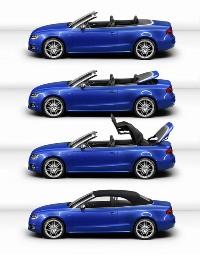 Audi S5 Cabriolet: arriva a fine estate, partono le prevendite