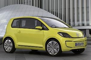 Volkswagen E-Up!: l' auto elettrica prodotta in grande serie