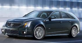 Cadillac CTS-V: debutta al Salone di New York la sport wagon