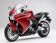 Honda VFR 1200 F: la moto del futuro