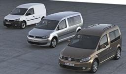 Volkswagen Caddy: pronta al debutto in autunno la nuova generazione