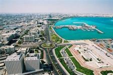 Le auto di lusso sono di scena al Qatar Motor Show