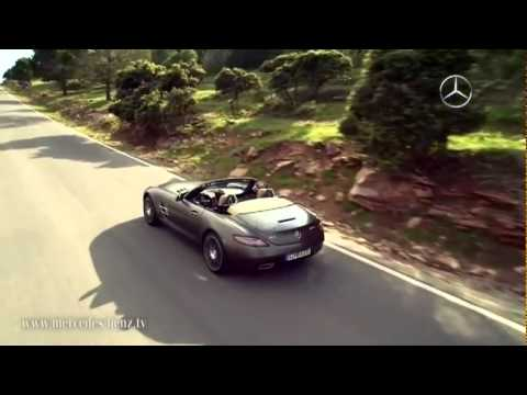 Video thumbnail for youtube video Mercedes SLS Roadster: bastano 11 secondi per aprire il tettuccio, le vendite partono in autunno | Mondomotoriblog