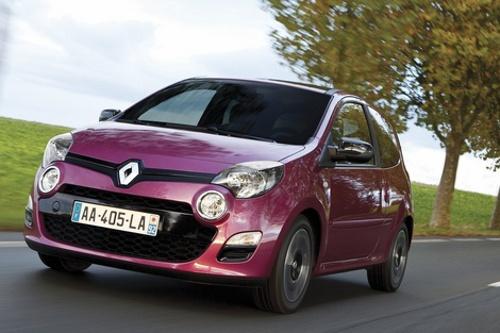 renault twingo 2012 listino prezzi ufficiale italia