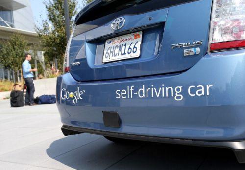 auto senza conducente legale california