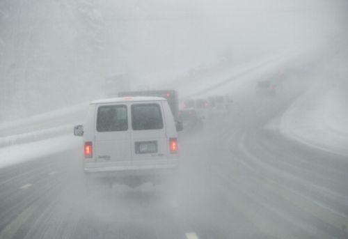 consigli guidare d'inverno