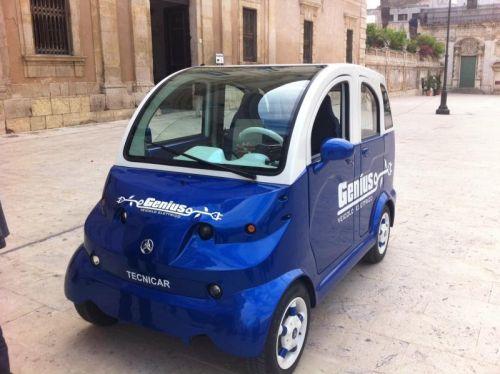 auto elettriche genius