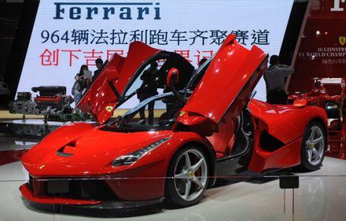 salone dell'auto di shanghai