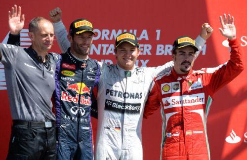 formula 1 gp silverstone rosberg vince