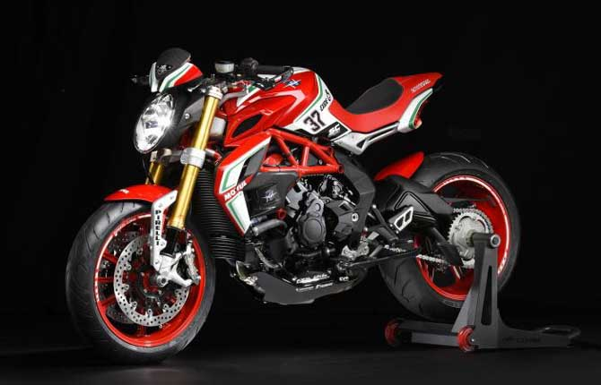MV Augusta Dragster 800 RC